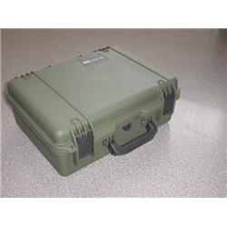CBRN Resistant cases: CBRN resistant lightweight cases, fully waterproof, easily decontaminated